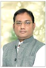 Shri Guru Rudra Kumar - Hon. Minister (PHED & Village Industry) (Chhattisgarh)